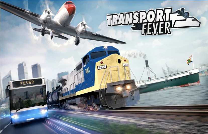 Transport Fever PC Game Download For Free