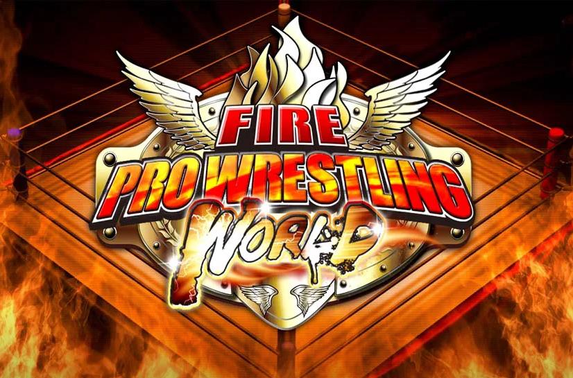 Fire Pro Wrestling World Game Download