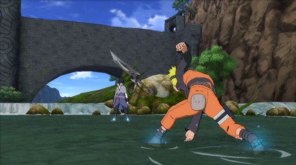 Naruto Shippuden – Ultimate NS3 iOS/APK Version Full Game Free Download