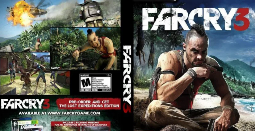 Far Cry 3 iOS Latest Version Free Download