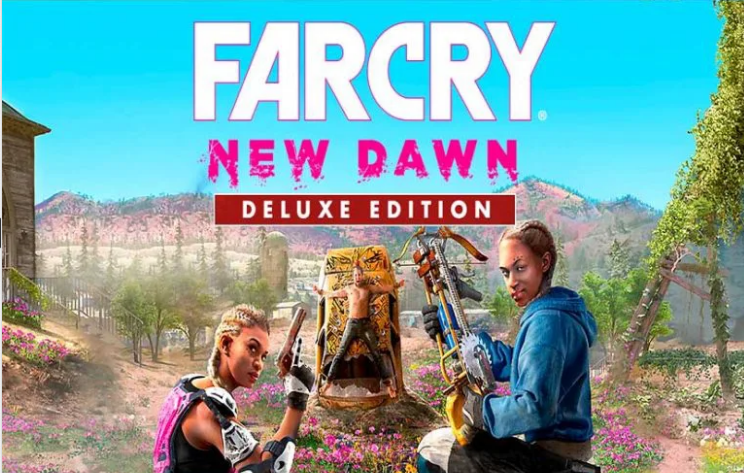 Far Cry New Dawn Deluxe Edition PC Version Full Free Download