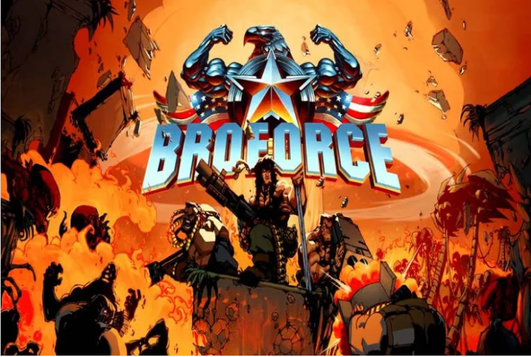 Broforce Download for Android & IOS