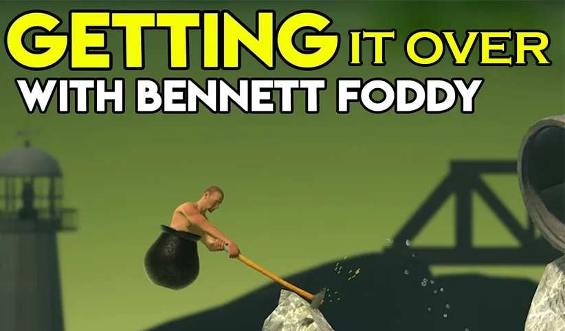 Getting It Over With Bennett Foddy Download for Android & IOS