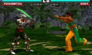 Tekken 3 iOS Latest Version Free Download