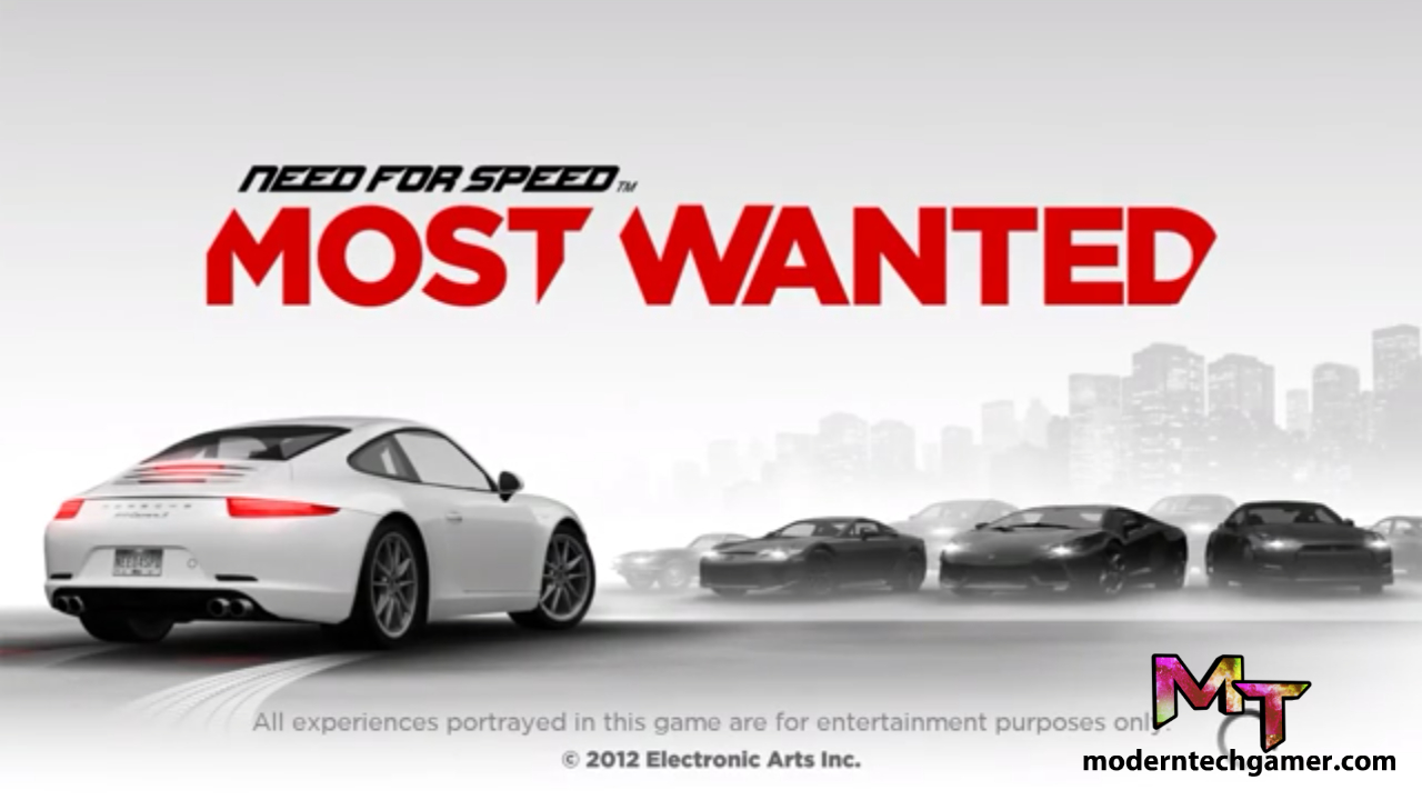 Need For Speed Most Wanted APK Download Latest Version For Android