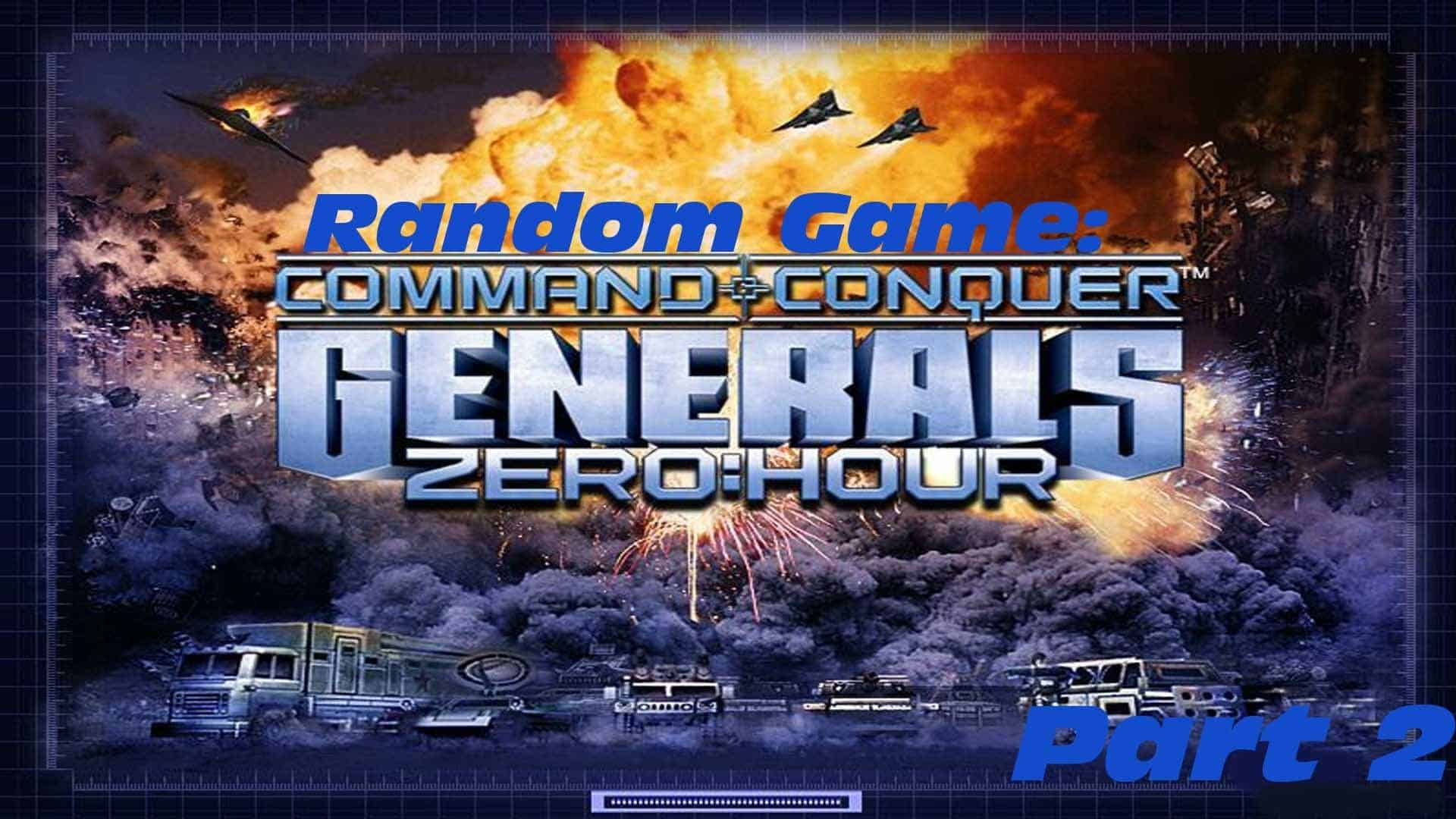 Command And Conquer Generals Zero Hour Android/iOS Mobile Version Full Free Download