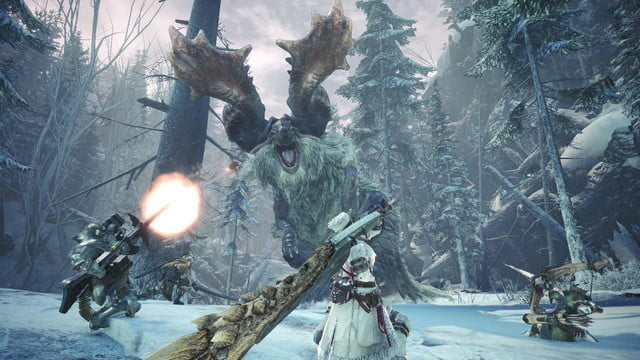 Monster Hunter World: Iceborn Android/iOS Mobile Version Full Free Download