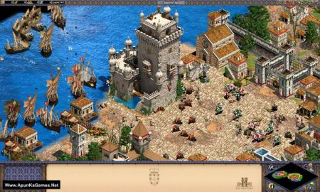 Age of Empires II HD: The African Kingdoms Free Download For PC