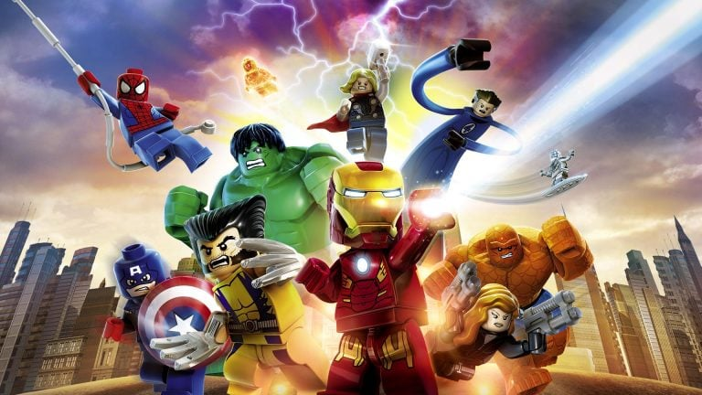 Lego Marvel Super Heroes APK Full Version Free Download (June 2021)