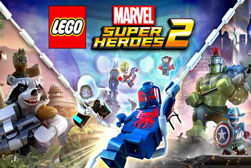Lego Marvel Super Heroes 2 Free Download PC windows game
