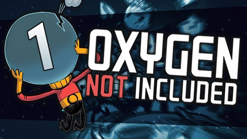 Oxygen Not Included Game Download
