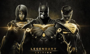 INJUSTICE 2 PC Game Download For Free