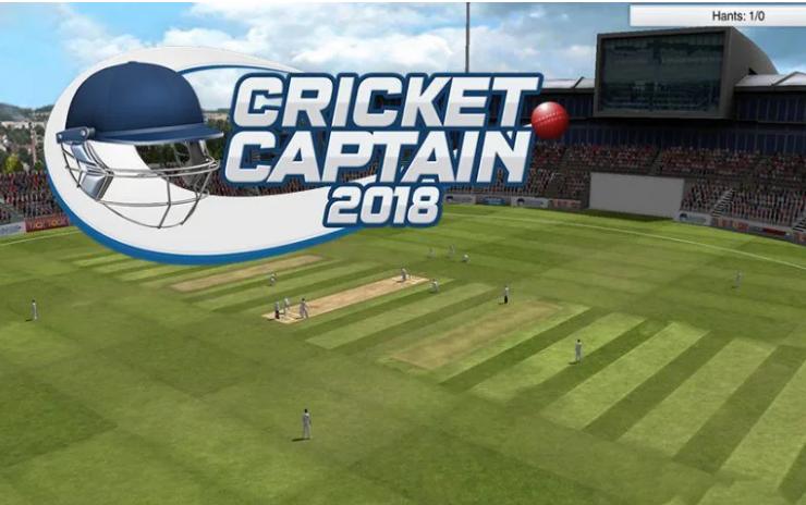 Cricket Captain 2018 APK Full Version Free Download (June 2021)