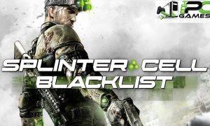 SPLINTER CELL BLACKLIST free full pc game for download