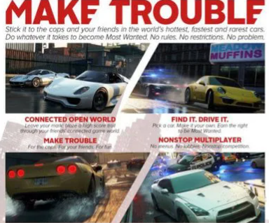 Need For Speed Most Wanted 2 iOS Latest Version Free Download
