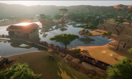 Planet Zoo PC Download Game for free
