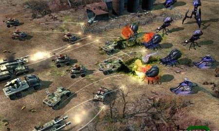 Command And Conquer 3 Tiberium Wars free Download PC Game (Full Version)